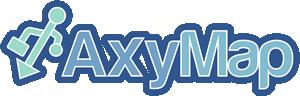 Axymap Consultores S.C. Logo